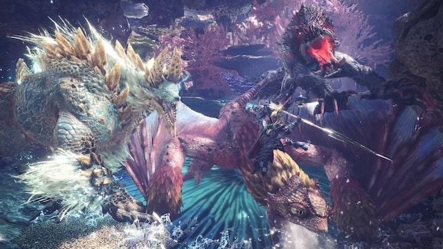 金冠救済クエスト「海の底のクラシック」 MHWアイスボーン